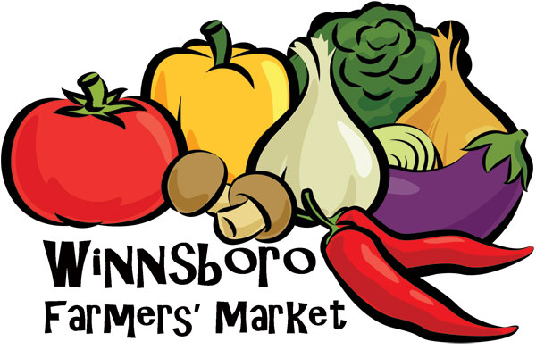 winnsboro farmers market logo items
